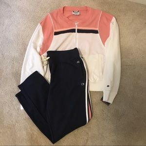 Champion Heritage Classic Style Track Suit